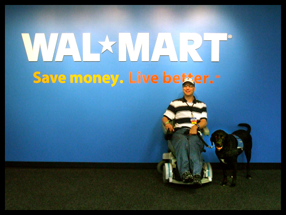 Walmart Shareholder Meeting 2008